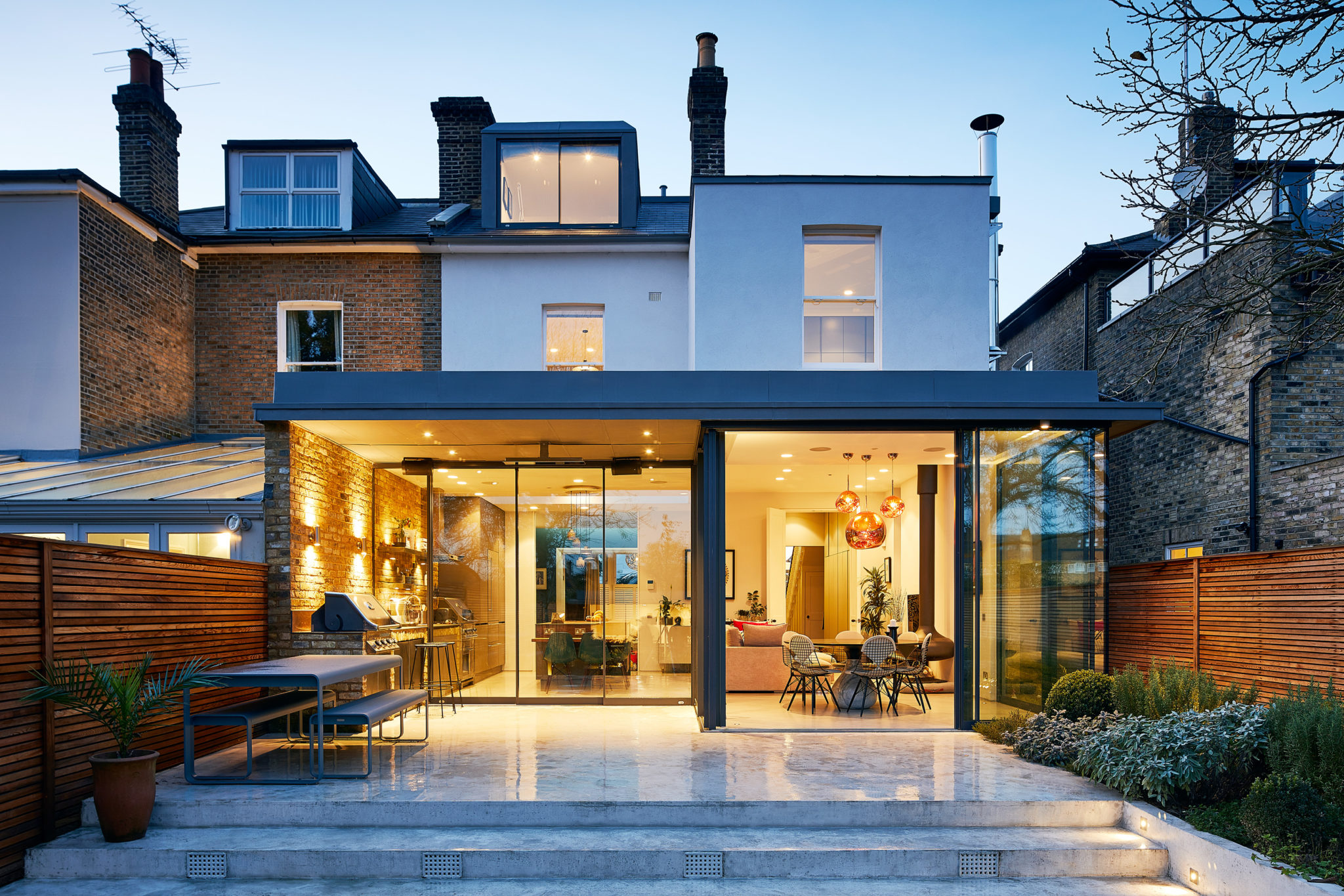 House Extensions Clapham