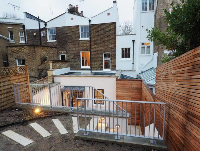 Basement Extensions London