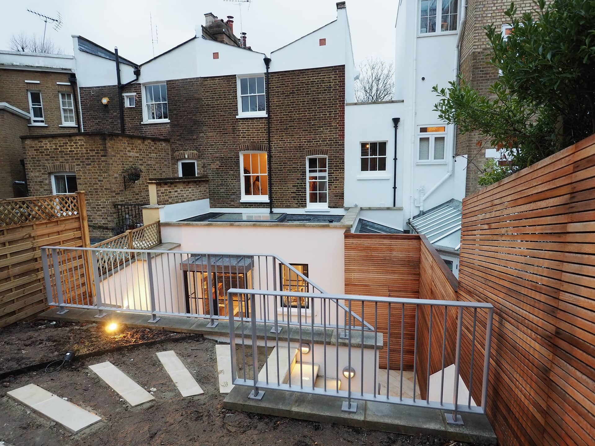 Basement Extensions London