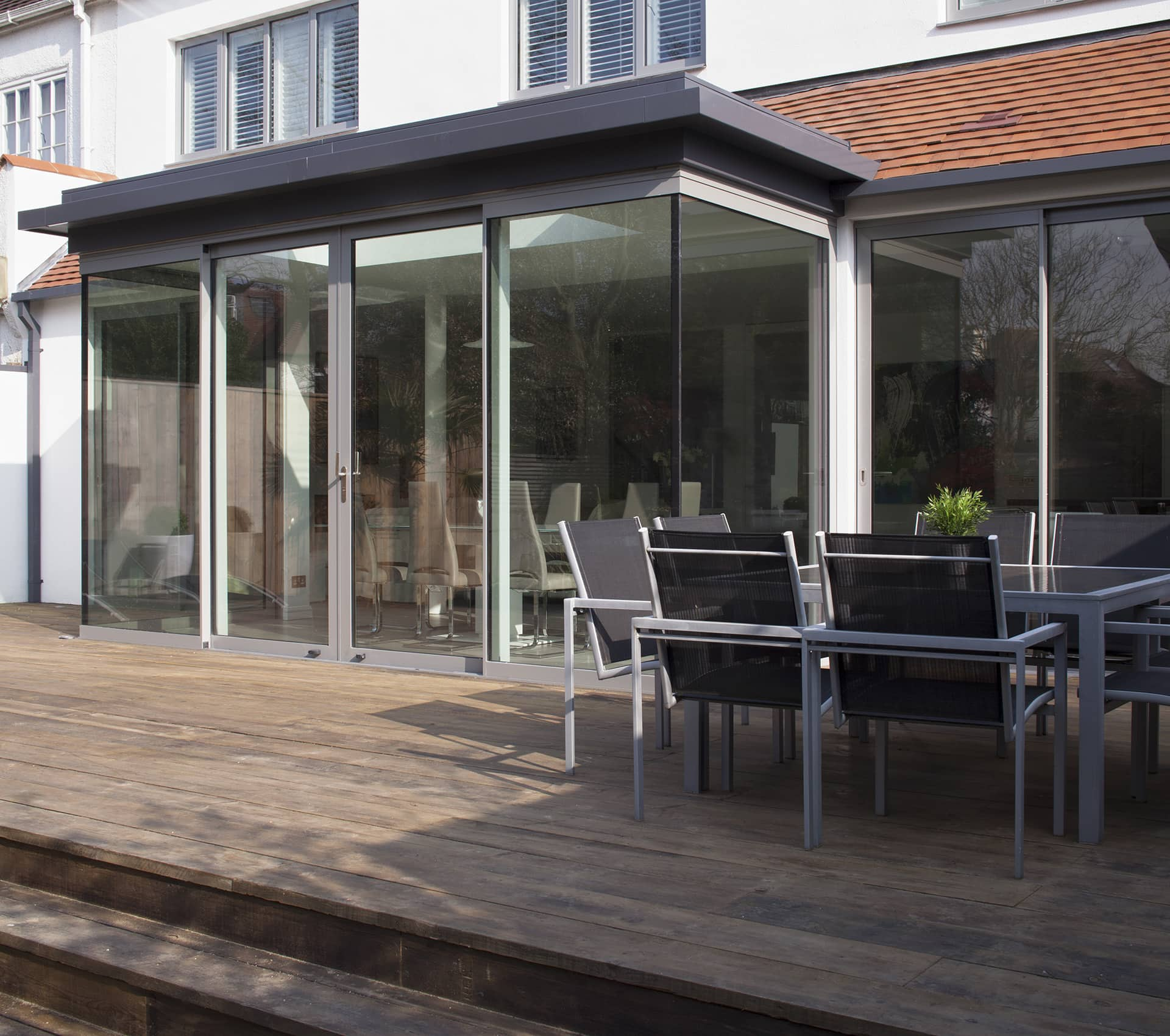House Extension Chiswick